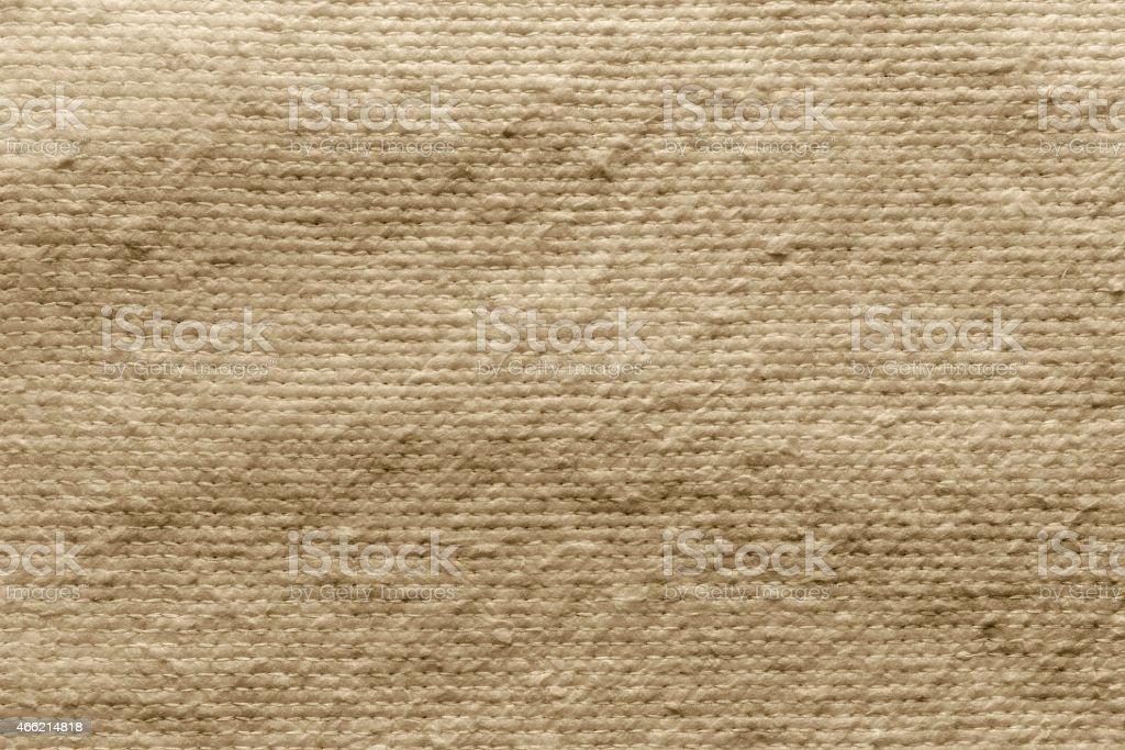 texture quilted batting sand color stock photo