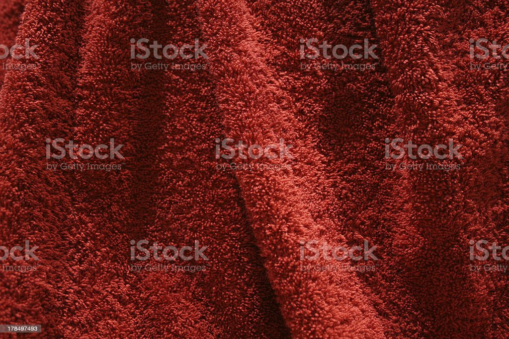 Texture -red mohair royalty-free stock photo