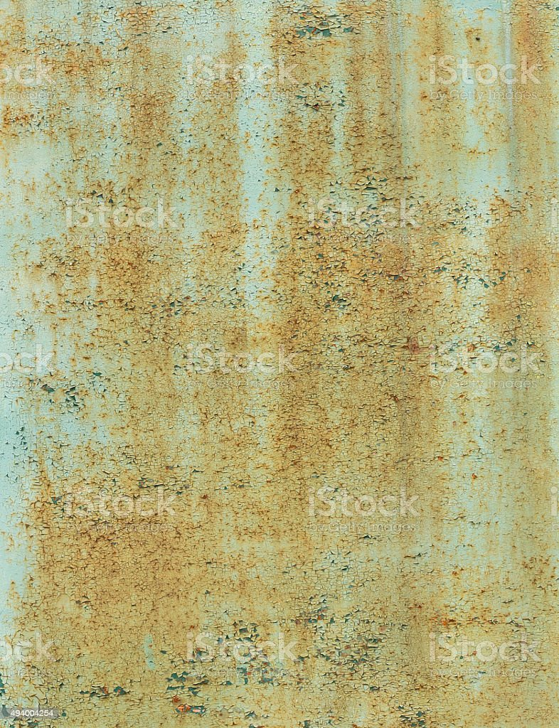 Texture rusted sheet royalty-free stock photo