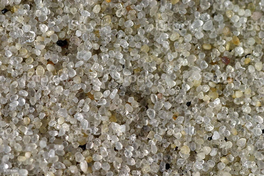 Texture - Sand Grain stock photo