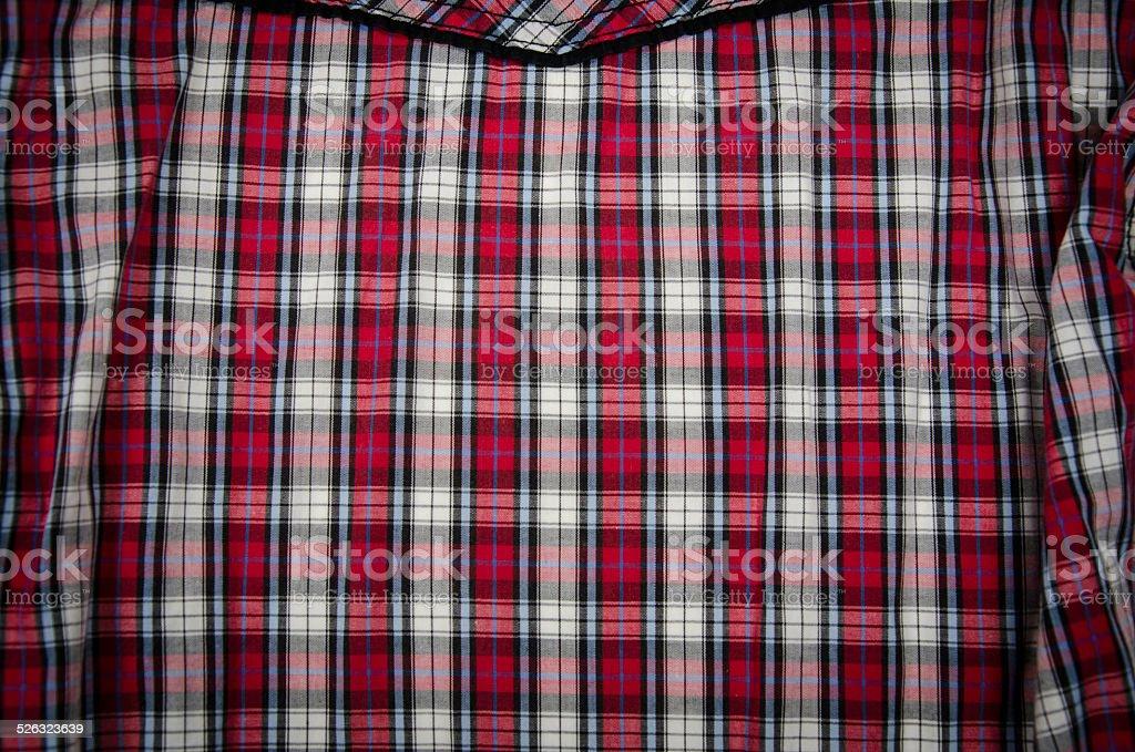 Texture shirt stock photo