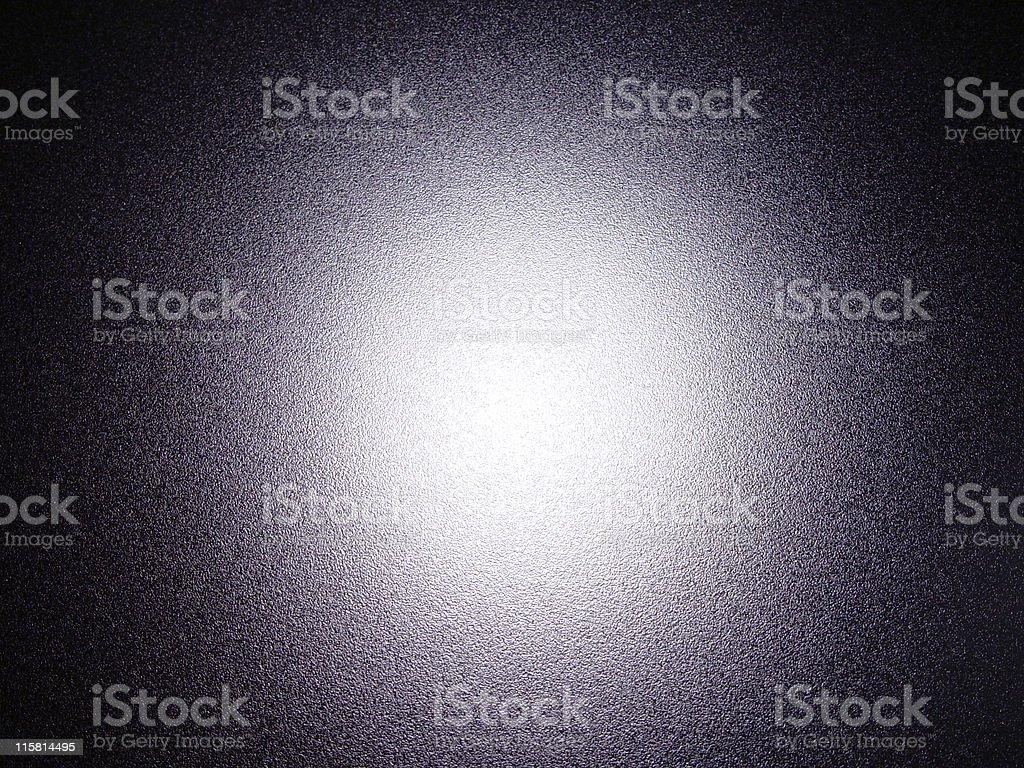Texture, Spotlight on Metal royalty-free stock photo