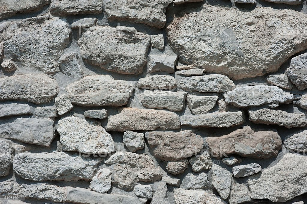 Texture stone wall background stock photo