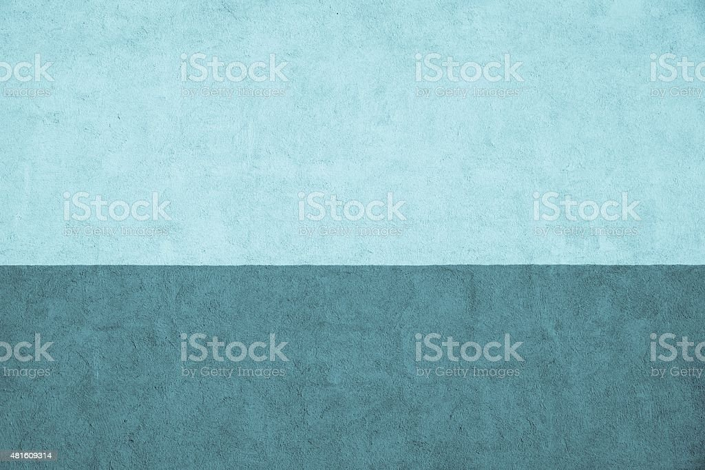texture striped plaster of two blue tones stock photo