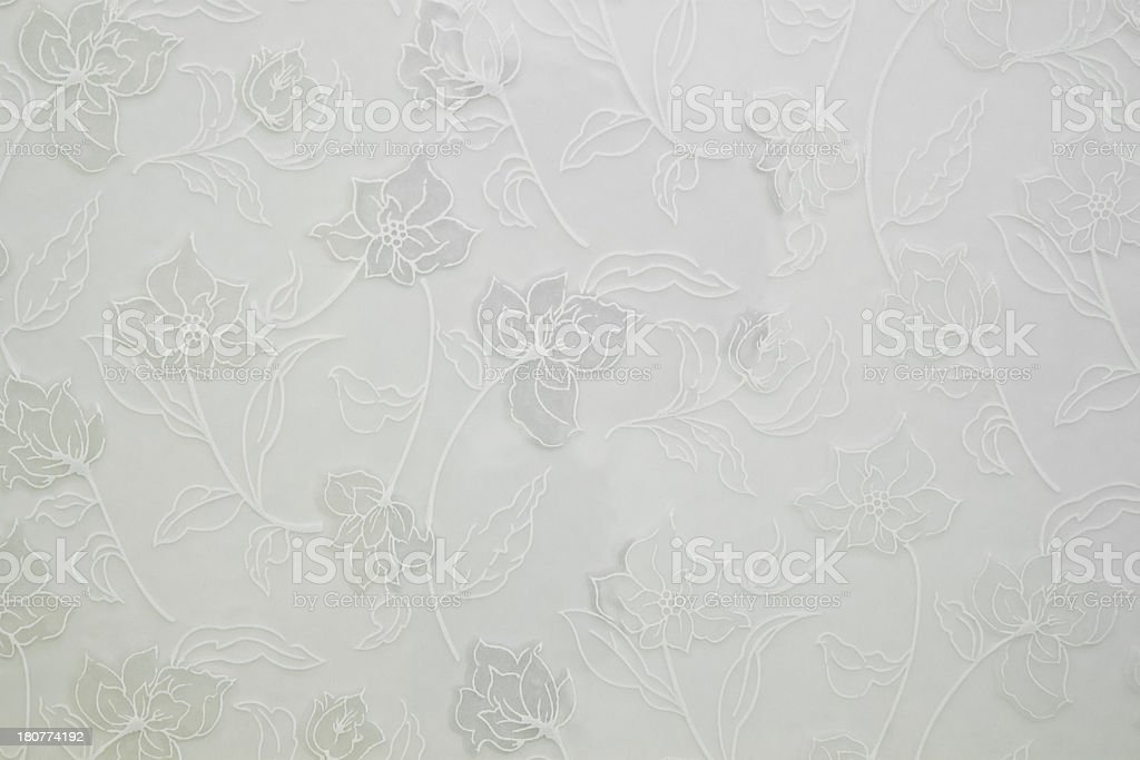 texture tiles with flower pattern royalty-free stock photo
