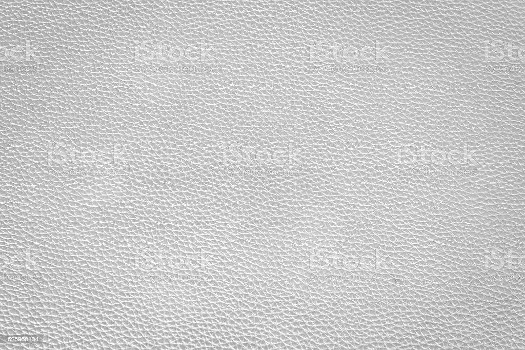 Texture white and bronze color leather stock photo