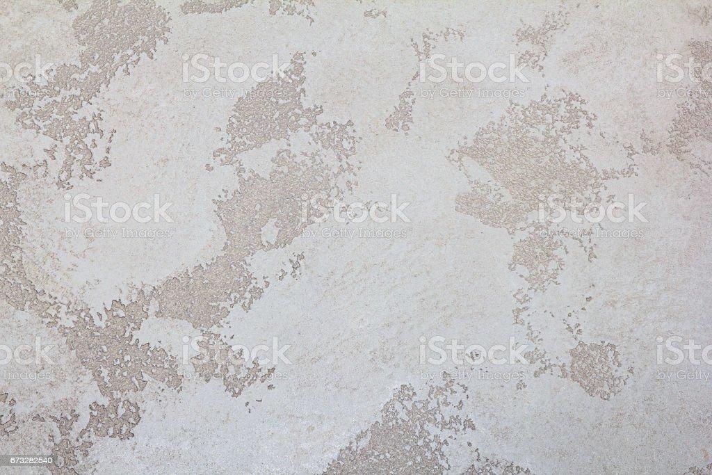 texture with round plaster decorative stock photo