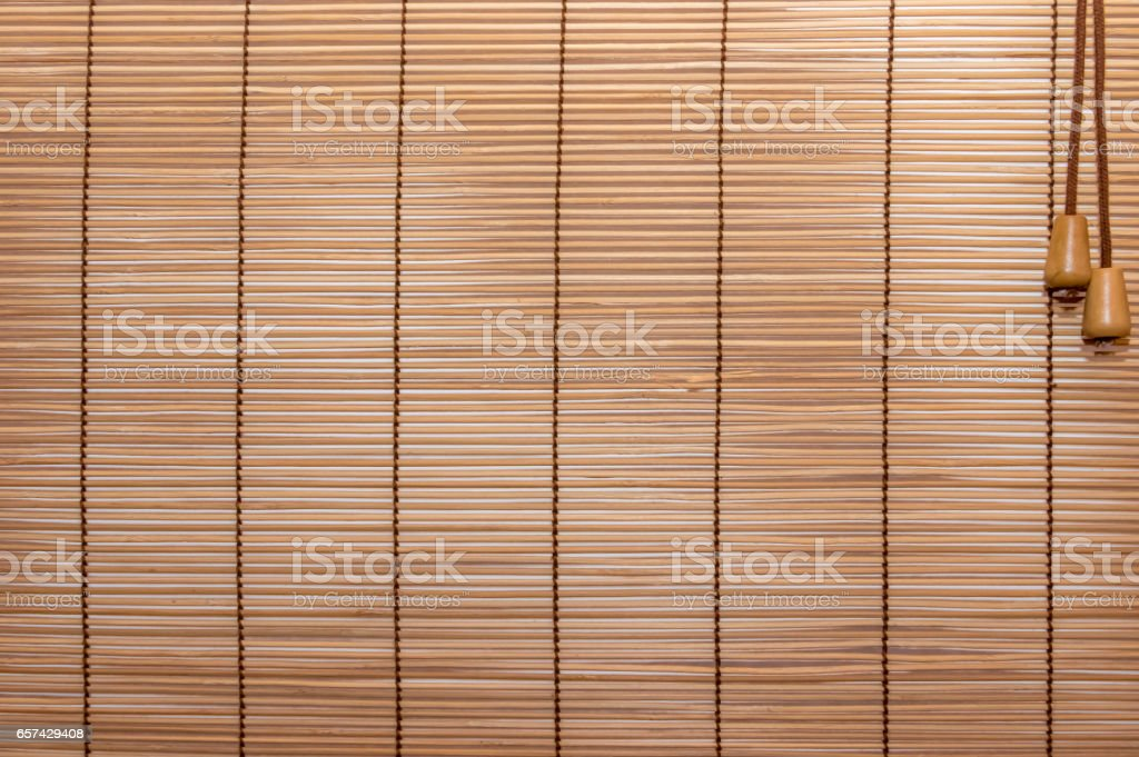 Wood Blinds Texture vintage window sun blind cloth in brown design pictures, images