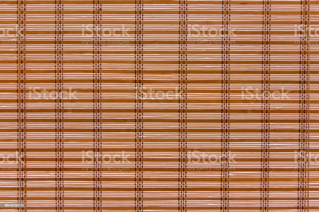 Wood Blinds Texture texture wood blinds stitched rope wide different wood strips stock