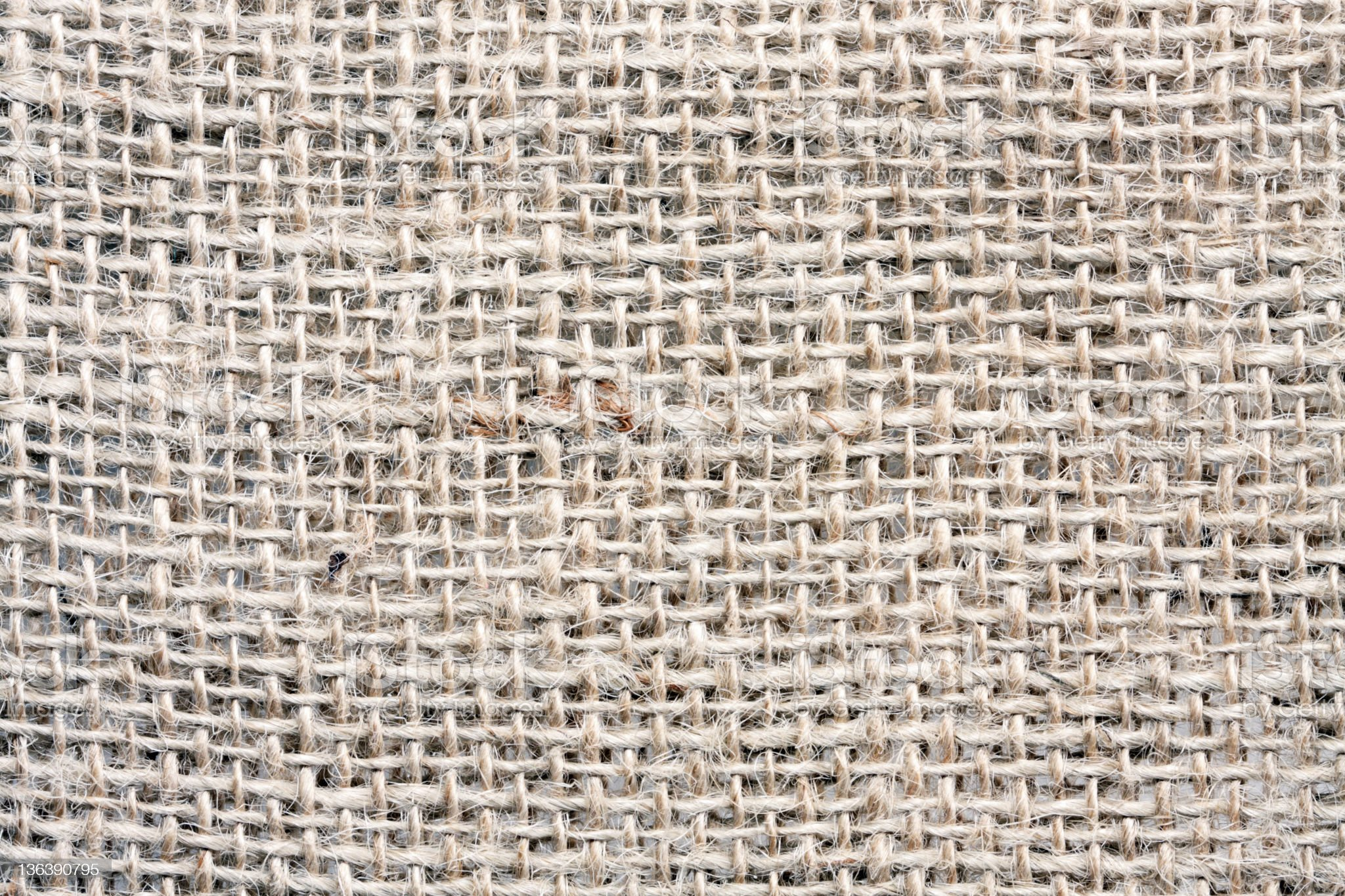Textured background burlap cloth royalty-free stock photo