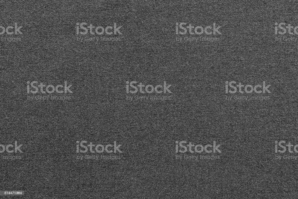 textured background from textile fabric of gray color stock photo