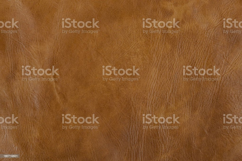 Textured background of genuine leather stock photo