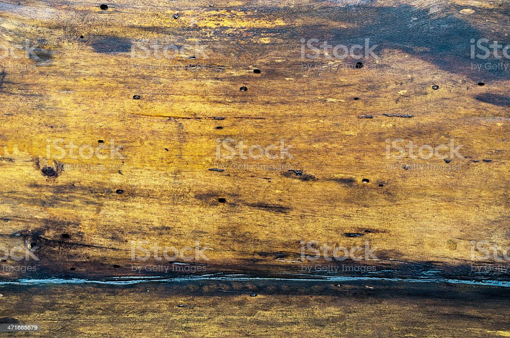 Textured background of roughly sawn wood royalty-free stock photo