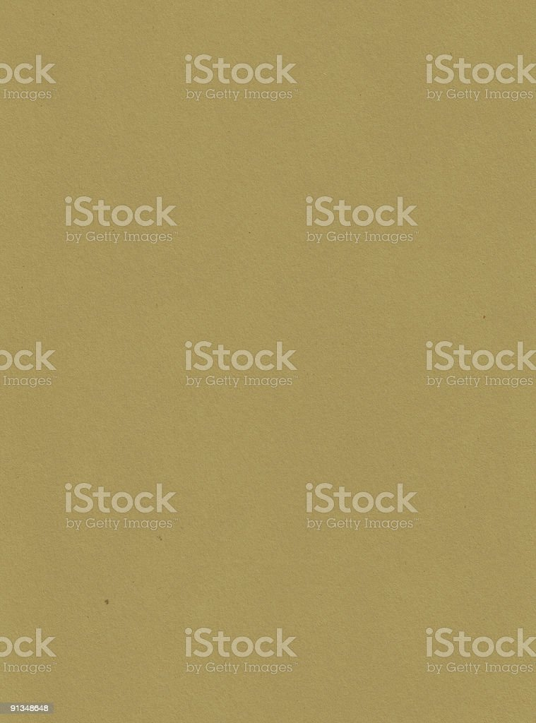 Textured Brown Paper Background royalty-free stock photo