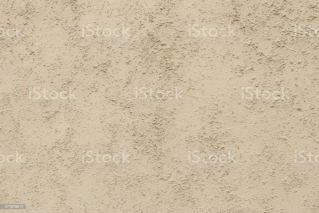 Textured Brown Stucco Background stock photo