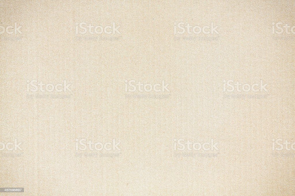 Textured Cardboard spray with white paint stock photo