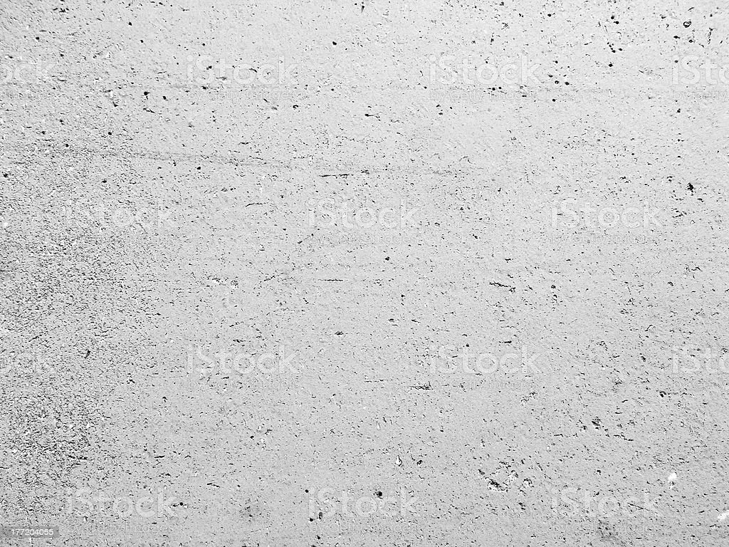 Textured concrete wall royalty-free stock photo
