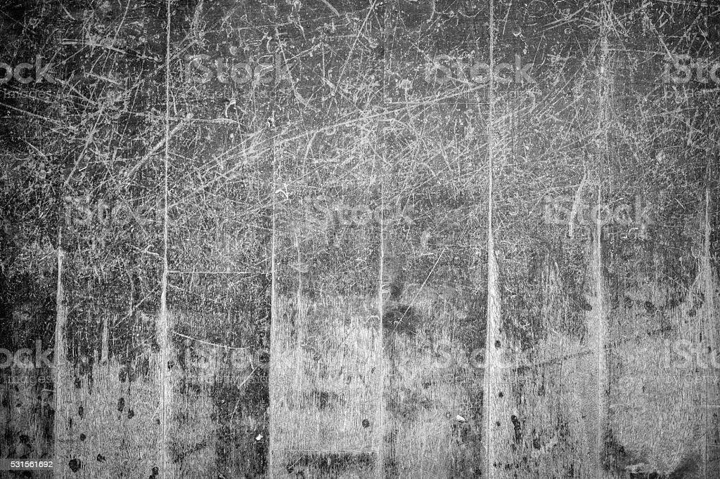 Textured dark wooden floor for background. stock photo
