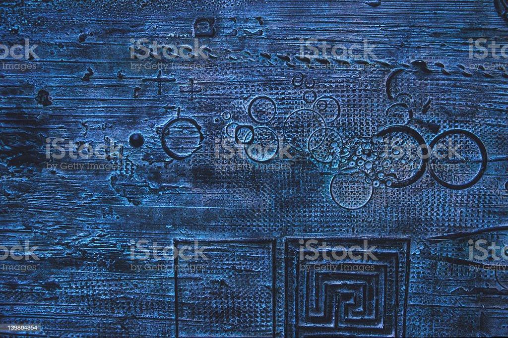 textured door 1 stock photo