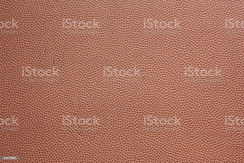 Textured Football Background royalty-free stock photo
