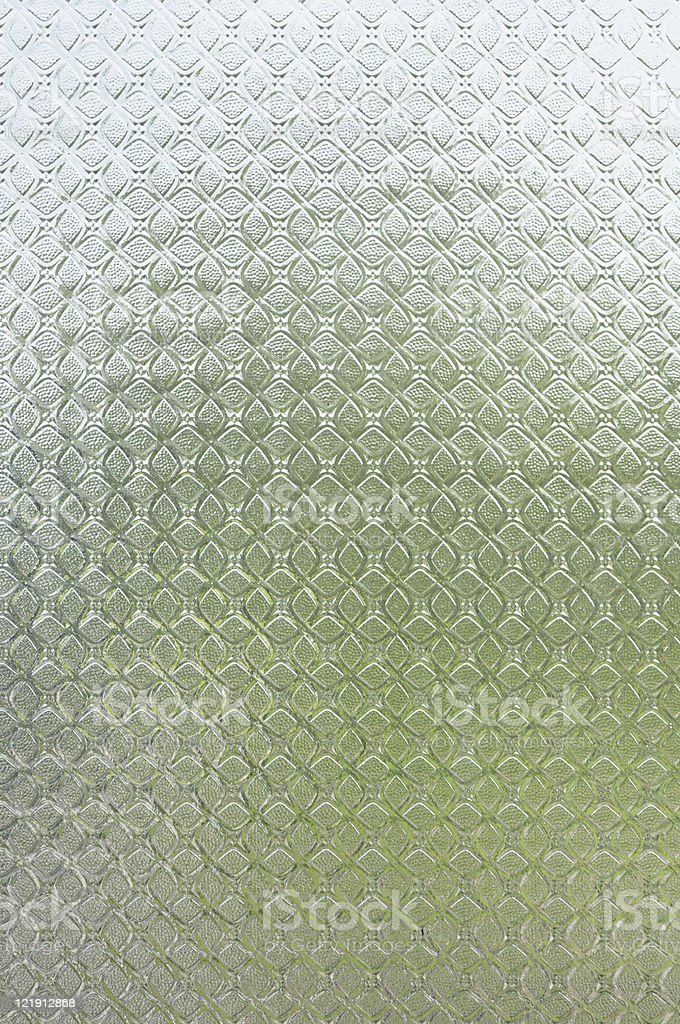 Textured Glass royalty-free stock photo