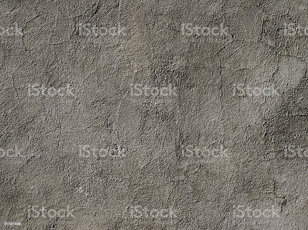 Textured grey cement concrete background royalty-free stock photo