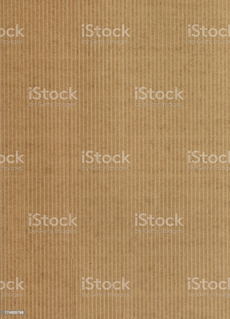 Textured grunge brown paper background royalty-free stock photo