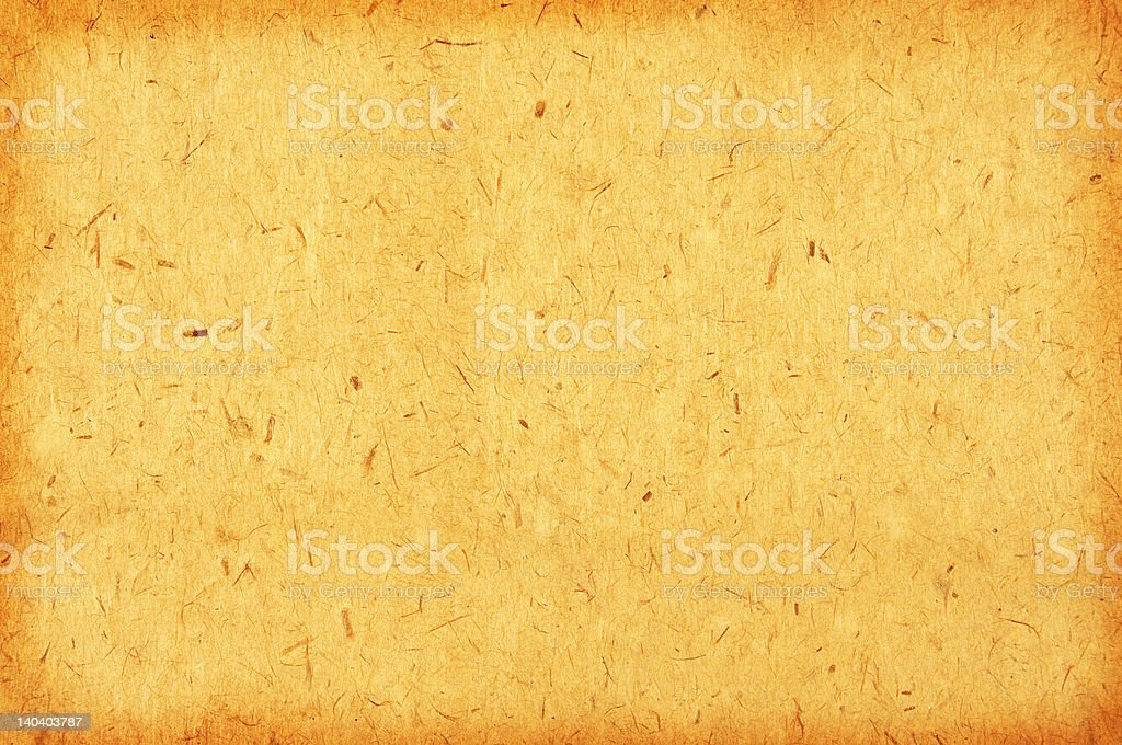 Textured old paper royalty-free stock photo