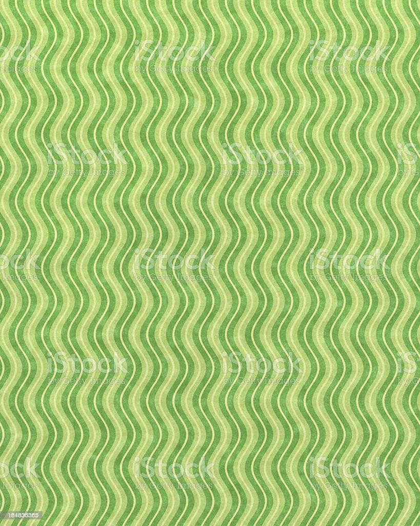 textured paper with 60's style pattern royalty-free stock photo