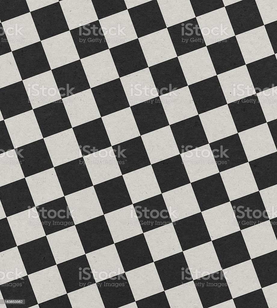 textured paper with checked pattern royalty-free stock photo