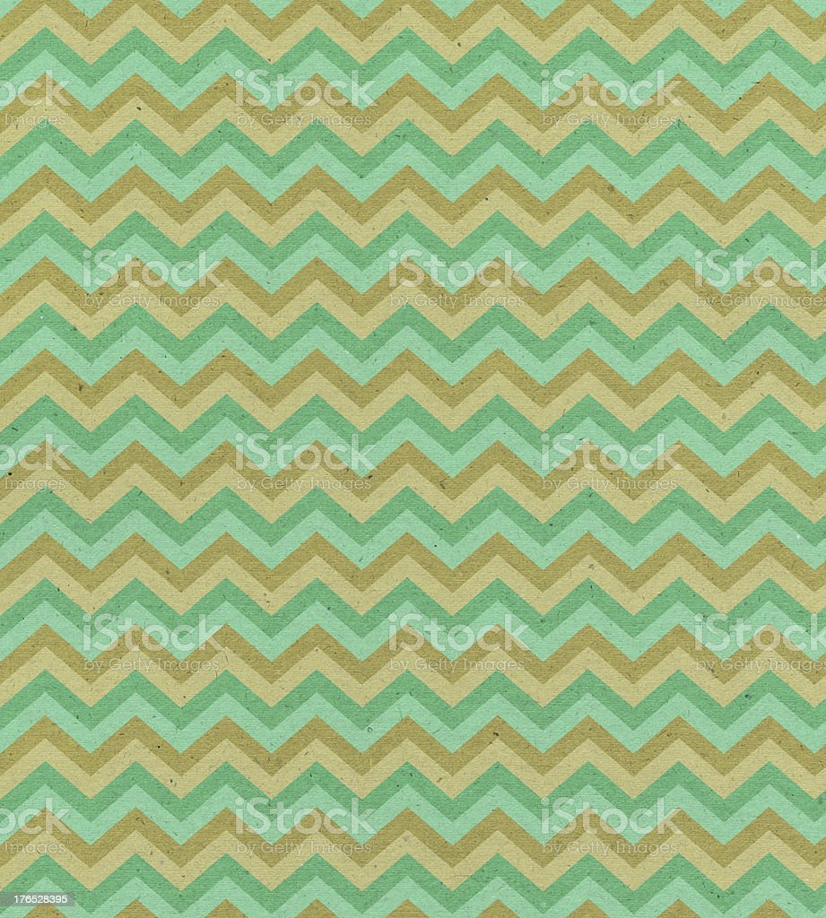 textured paper with chevron stripes royalty-free stock photo