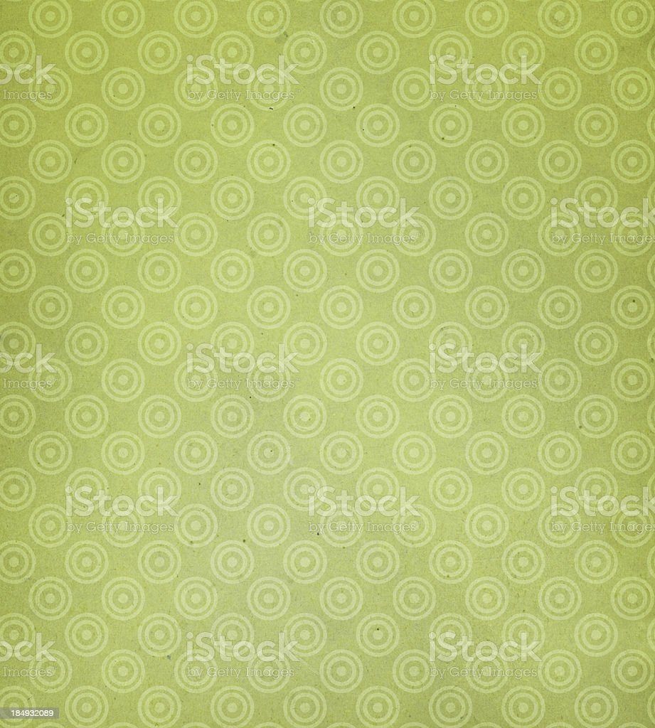 textured paper with circle pattern royalty-free stock photo