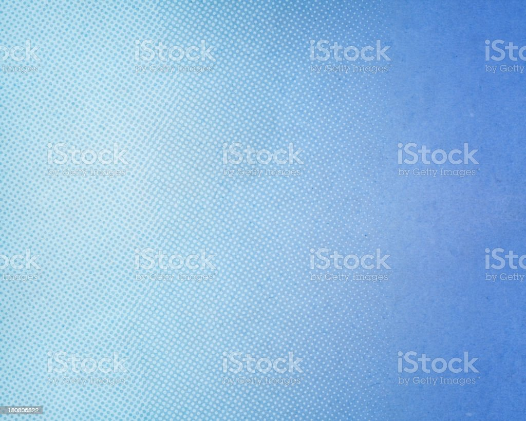 textured paper with halftone gradient stock photo