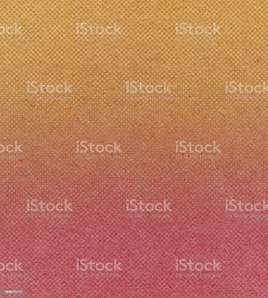 textured paper with halftone pattern royalty-free stock photo