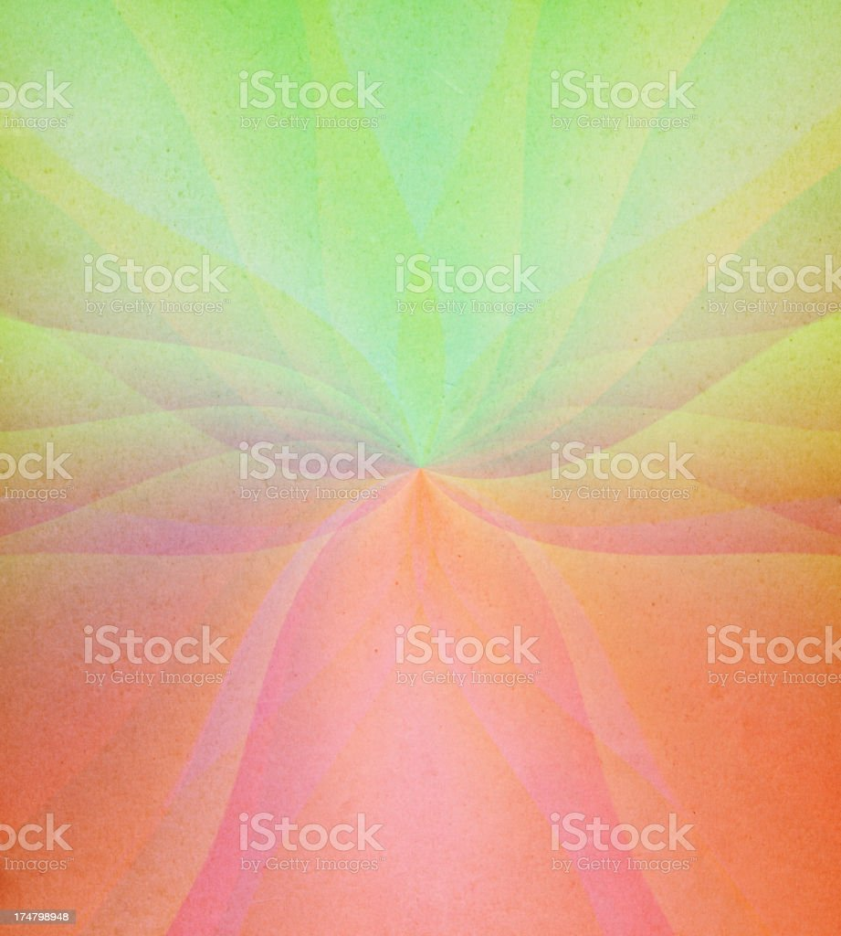 textured paper with lotus floral pattern stock photo