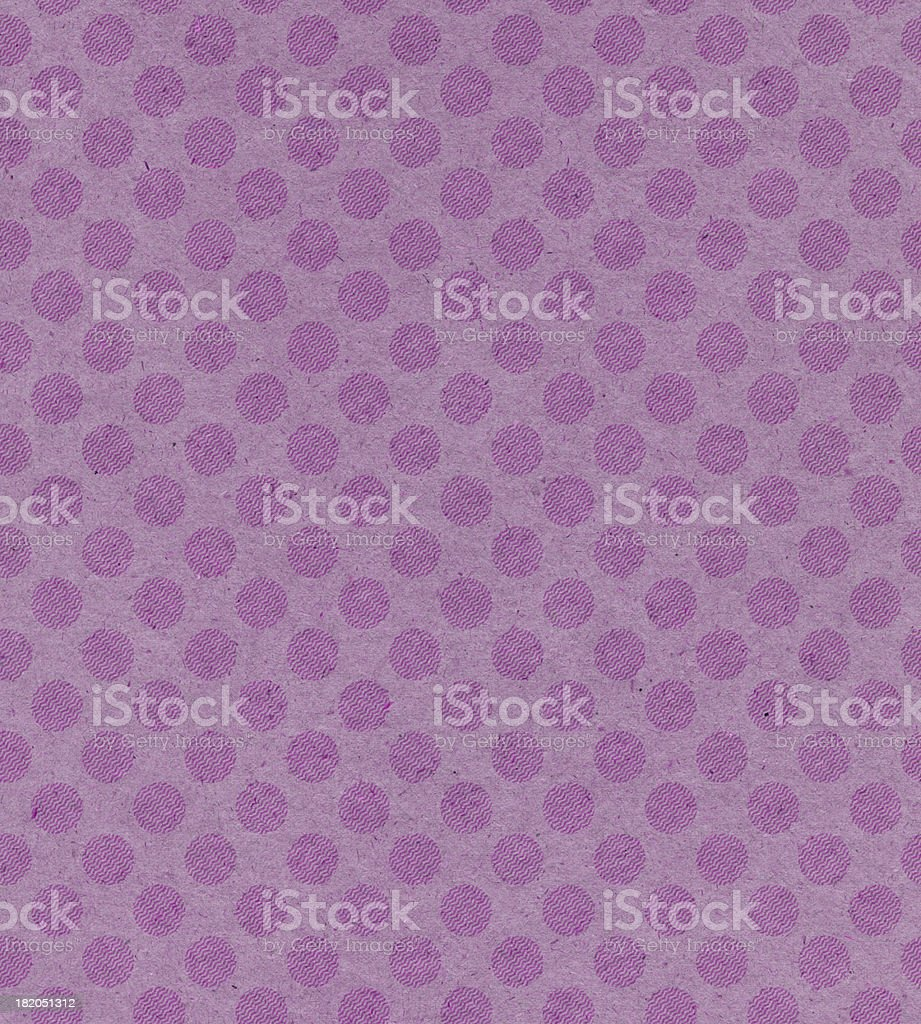 textured paper with polka dots royalty-free stock vector art