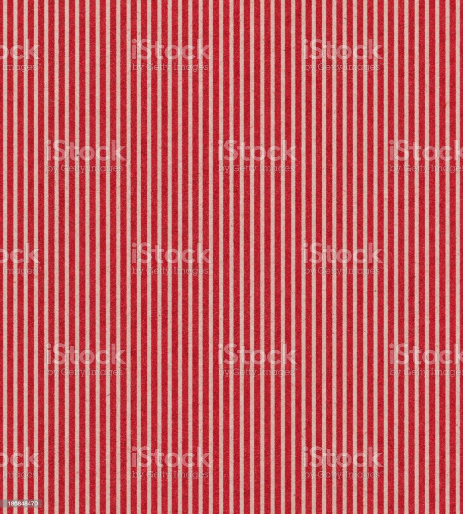 textured paper with red glitter stripes royalty-free stock photo