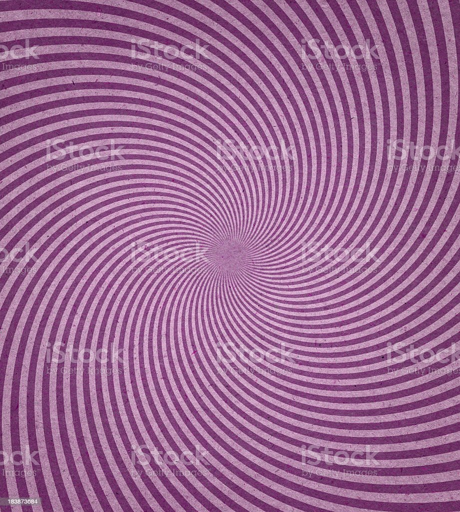 textured paper with spiral pattern royalty-free stock photo
