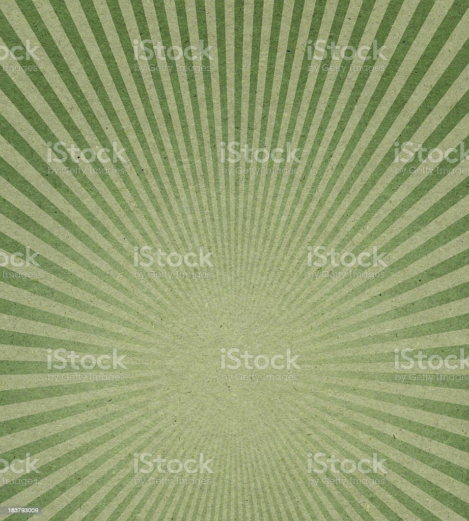 textured paper with starburst pattern royalty-free stock photo