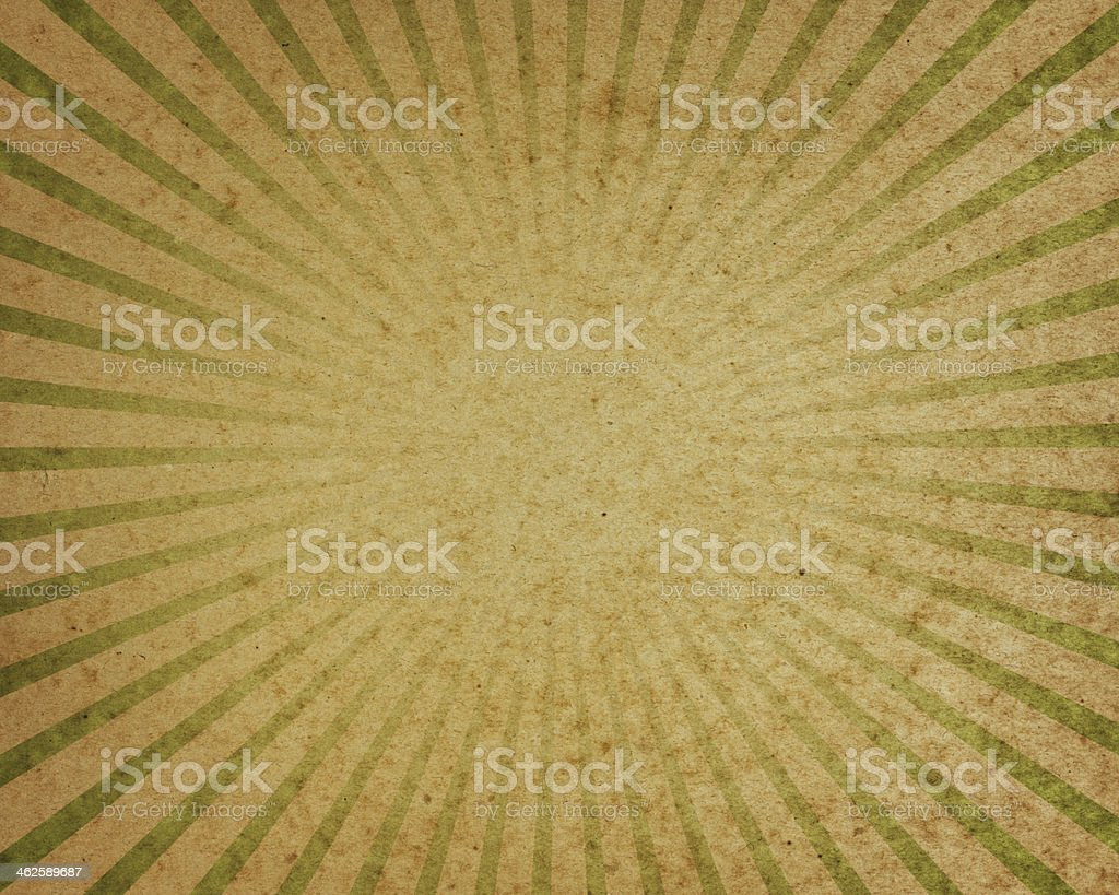 textured paper with starburst pattern vector art illustration