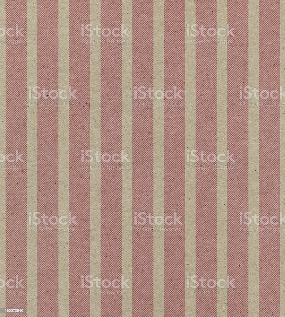 textured paper with stripe pattern royalty-free stock photo