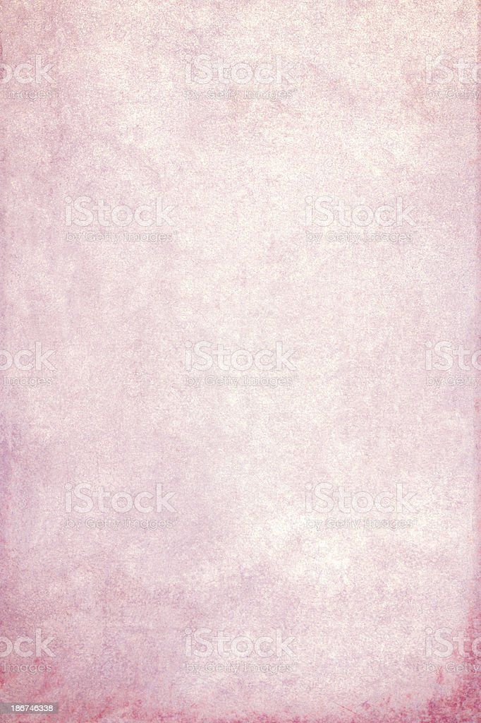 A textured pink paper background stock photo