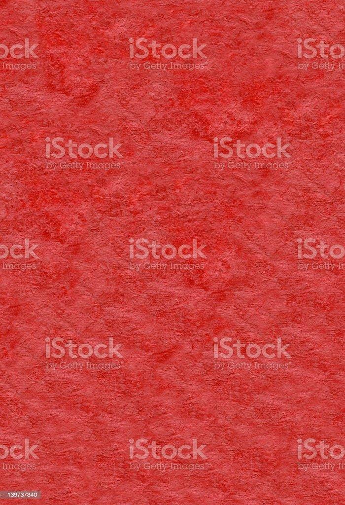 Texture Du papier rouge photo libre de droits