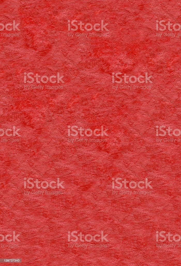 textured red paper stock photo