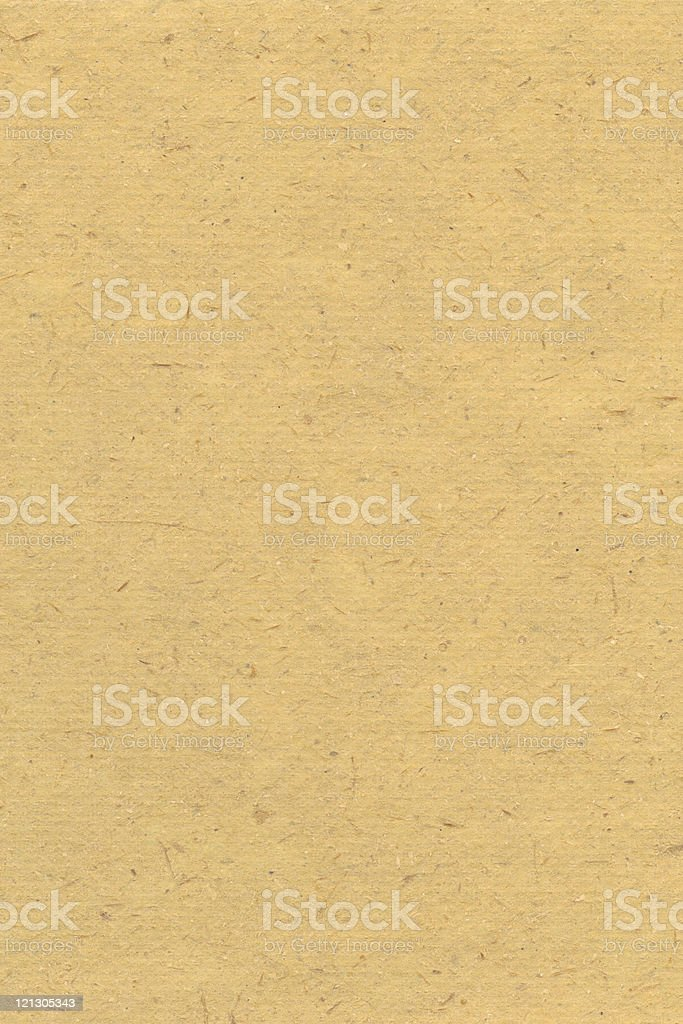 Textured ribbed brown paper background stock photo