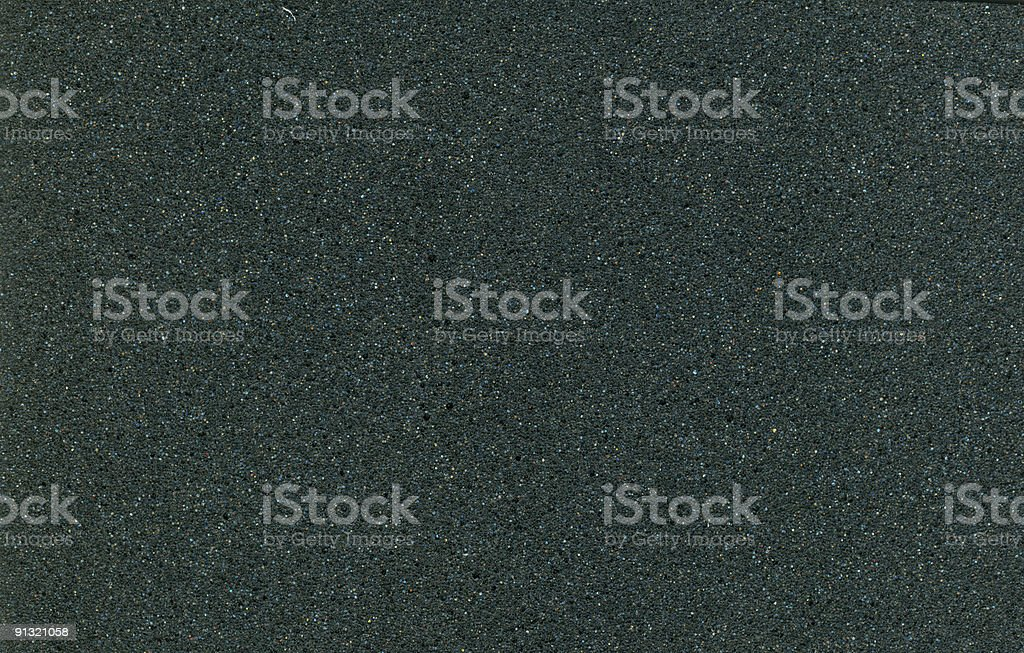 Textured sponge royalty-free stock photo