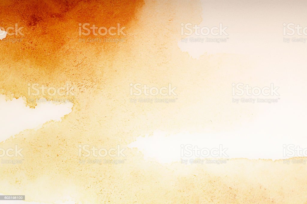 Textured Watercolor Painting Backgrounds Rustic Stained vector art illustration