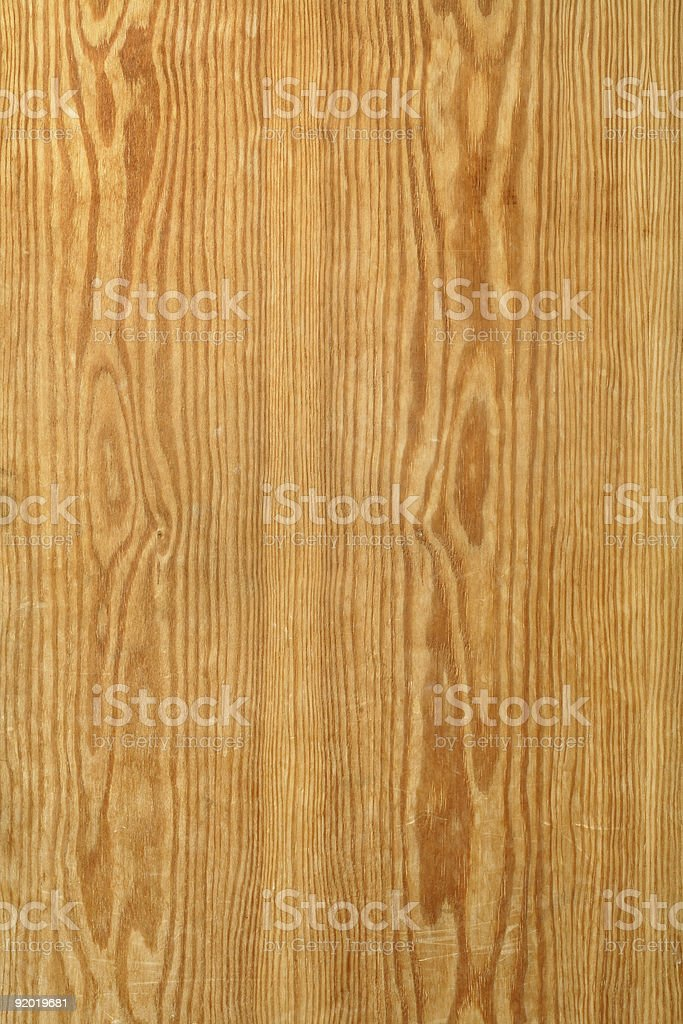 A textured wooden board background stock photo