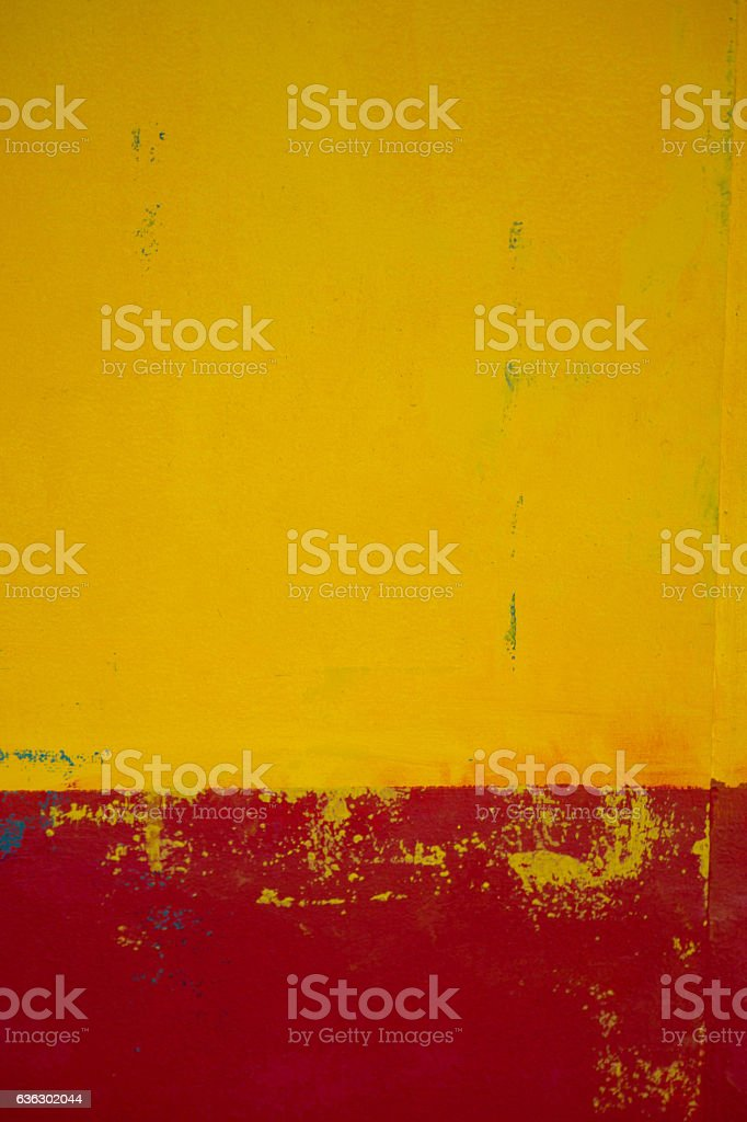 Textured yellow background stock photo