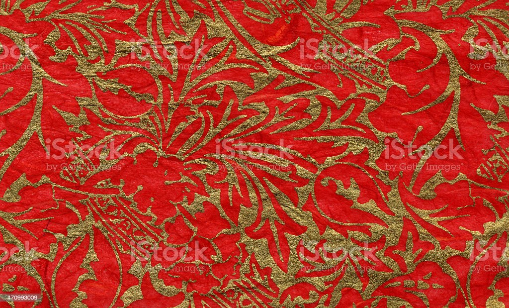 texture-gold and red royalty-free stock photo